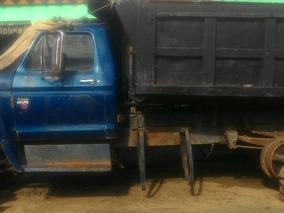 Sistema Volteo Cajon De Camion Ford F-750