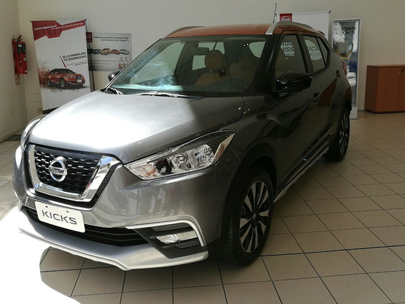 Nissan Kicks Exclusive Bitono Motor 1.6 0 Km 2020 Full Cuero