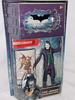 Dc Batman The Dark Knight Joker Movie Masters Mattel