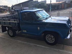 Chevrolet D-10 Deluxe Diesel