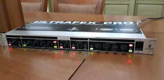 Behringer -ultrafex Pro Ex3200 Com Defeito.
