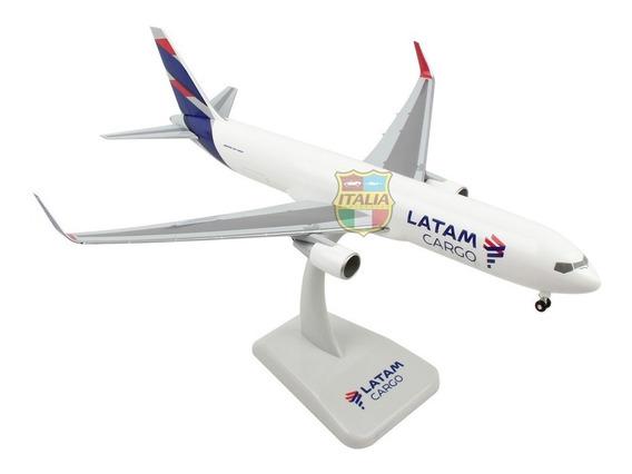 Boeing 767-300f Latam Cargo 1:200 Hogan C/trem De Pouso