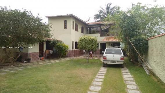 Casa Para Venda Em Araruama, Praia Seca, 4 Dormitórios, 2 Suítes, 4 Banheiros, 3 Vagas - Iv0126