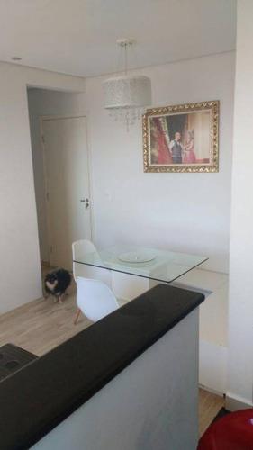 Venda - Apartamento - Praia Dos Namorados - Americana - Sp - Anp740