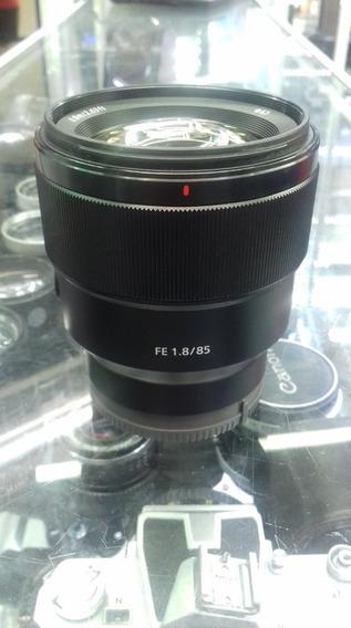 Sony 85mm 1.8