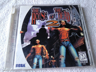 House Of The Dead 2 Dreamcast Juego Complet Eshop Otakuworld