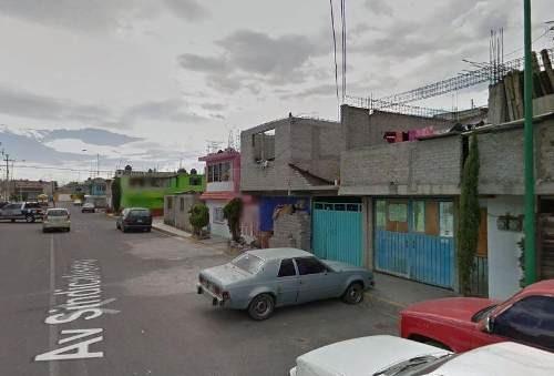 Lz Oportunidad De Inversion! Remate Hipotecario Casa En Chimalhuacan