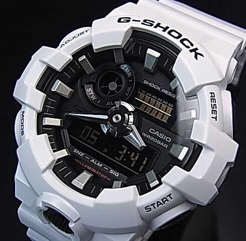 Relógio G-shock Ga 700 7adr