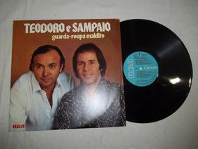 Lp Vinil - Teodoro E Sampaio - Guarda Roupa Maldito