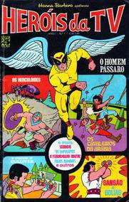 Heróis Da Tv Hanna-barbera Ed. Abril Completa 1972 Digitais