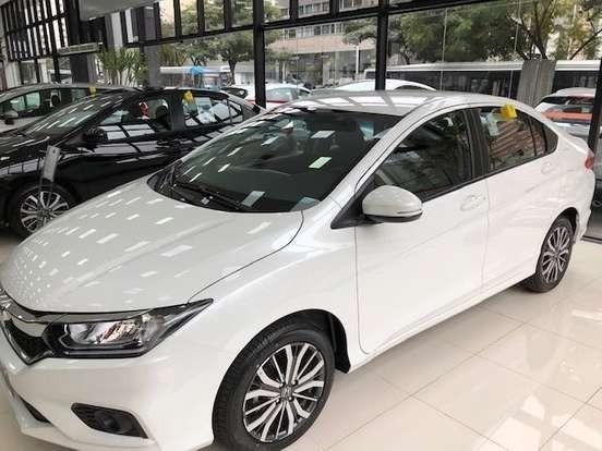 Honda City 1.5 Ex 16v Flex 4p Automático 19/20