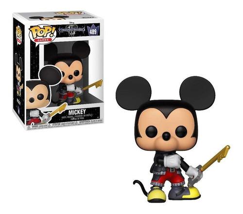 Imagen 1 de 1 de Funko Pop #489 Mickey - Kingdom Hearts