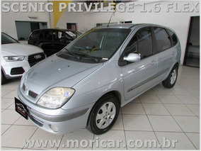 Renault Scenic Privilege 1.6 Flex - Ano 2006 Bem Conservada