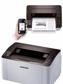 Impressora Wireless Samsung Xpress Sl-m 2020w Laser 110v