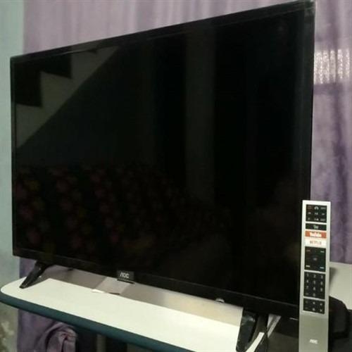 Smart Tv Led Hd Aoc 32