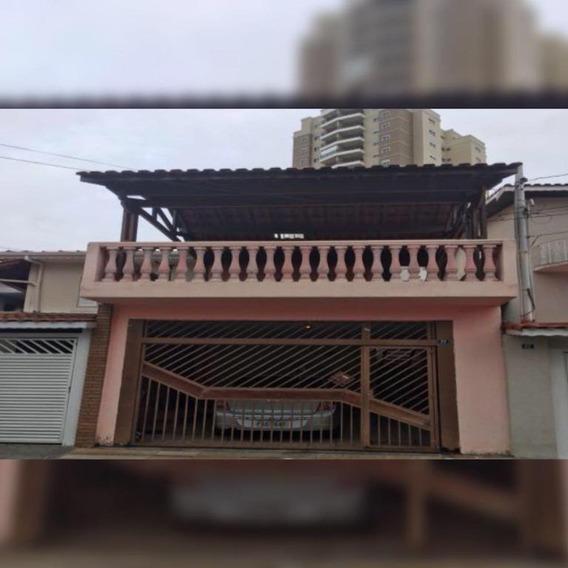Casa Em Jardim Terezópolis, Guarulhos/sp De 115m² 2 Quartos À Venda Por R$ 380.000,00 - Ca418362