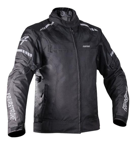 Campera Para Moto Cuotas - Sydney Pro Jacket - 4t Fourstroke