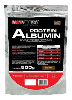 Albumina Protein 500g - Parcela S/ Juros - 3 = Frete Grátis!