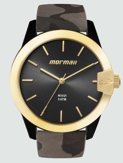 Relógio Mormaii Feminino Maui Camuflado Mo2035ik/8p