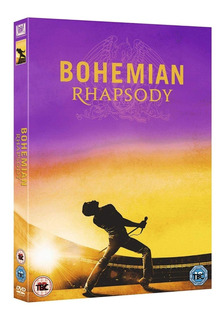 Queen Bohemian Rhapsody Dvd Nuevo Imp Freddie Mercury 2019