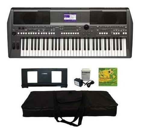 Teclado Musical S670 Yamaha Sampleado Barato