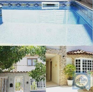 Casa Com 4 Dormitórios À Venda, 258 M² Por R$ 985.000 - Catiapoa - São Vicente/sp - Ca1039