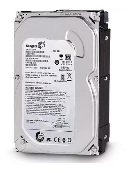 Disco Duro 500gb Seagate 7200 Rpm Decodificad Directv Its