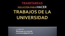 Se Hacen Asesorías En Trabajos Universitarios