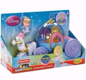 Fisher Price Little People Disney Princesa
