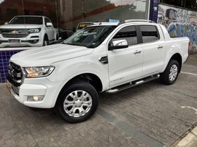 Ford Ranger Dupla Limited 2017/2017 2.5 Flex Ud Top 33000 Km