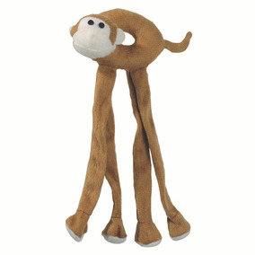 Brinquedos Para Pet - Pelúcia Leg Friends - Macaco - Pet Bri