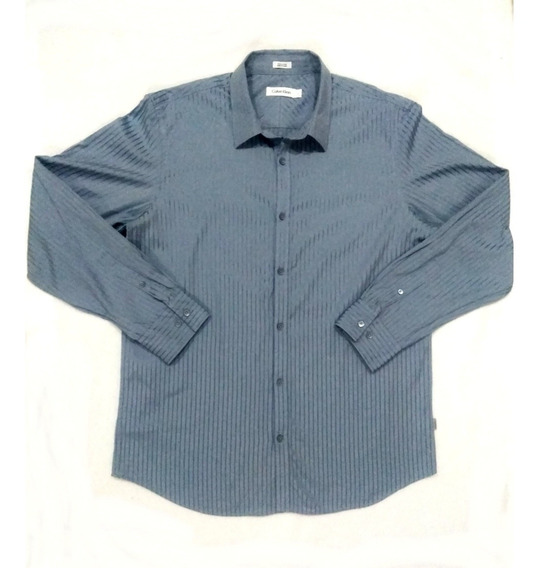 Camisa Calvin Klein L Grande/ Polo Guess Gap Tommy Burbbery