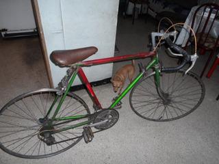 Vendo Bicicleta Usada Semi Carrera Numero 26