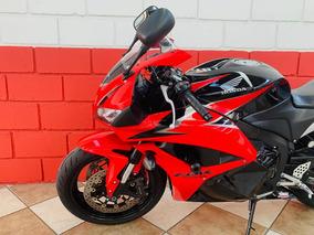 Honda Cbr 600rr - 2010 - Vermelha - Financiamos - Km 30.000