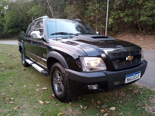 Imagem 1 de 13 de Chevrolet S10 2011 2.4 Rodeio Cab. Dupla 4x2 Flexpower 4p