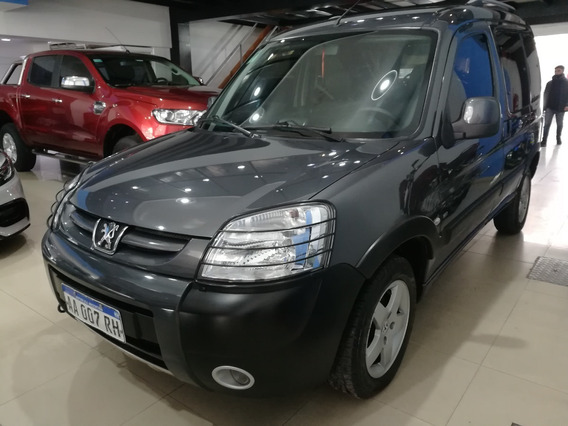 Peugeot Partner Patagonica Vtc Plus Hdi 2016