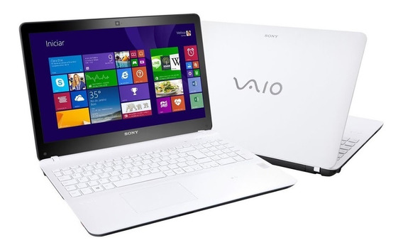 Notebook Sony Vaio I5 8gb Ram, 500gb De Hd + Garantia