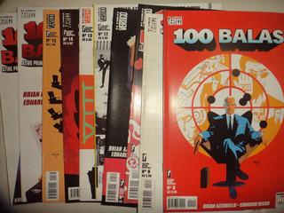Vertigo 100 Balas 1 A 15 Opera Graphica Editora Frete Gratis