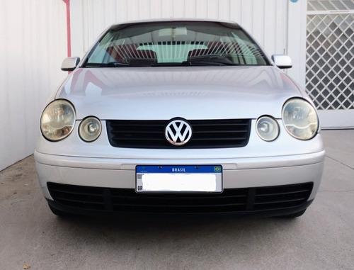 Volkswagen Polo 2005 1.6 Série Ouro 5p