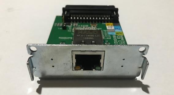 Placa Ethernet Impressora Mp 4200 Bematech