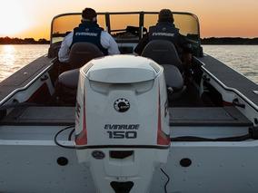 Evinrude Etec 150 Hp Distribuidor Oficial Nautica Del Plata