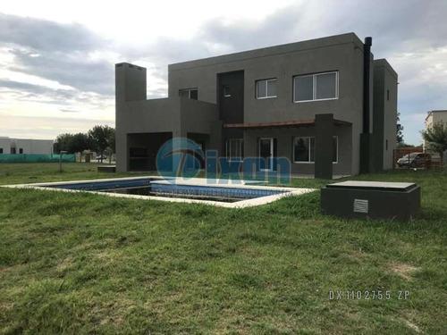 Barrio Cerrado San Matías - Casa Venta Usd 385.000