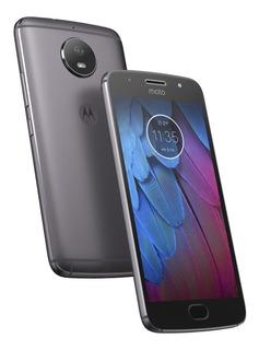 Smartphone Motorola Moto G5s Lunar Gray Novo