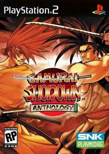 Samurai Shodown Anthology - Ps2 Patch +2 Brind