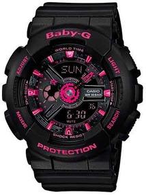 Relógio Casio Baby-g Ba-111-1adr