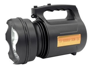 Holofote Super Potente Led 30w Td 6000a T6
