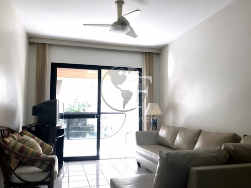 Apartamento Com 2 Dormitórios À Venda, 105 M² - Pitangueiras - Guarujá/sp - Ap9907