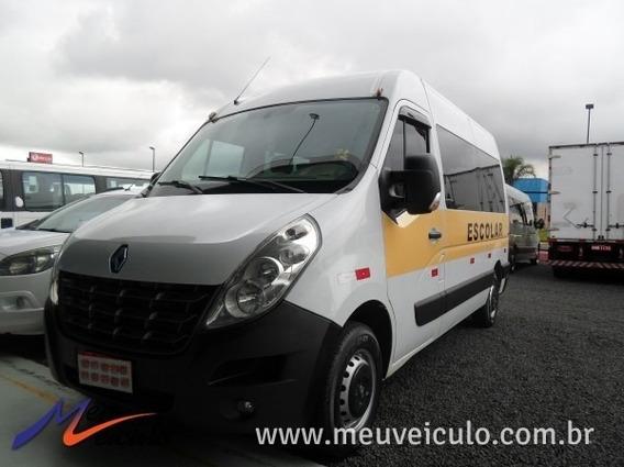Renault Master 2.3 L2h2 2014/2015 Branco