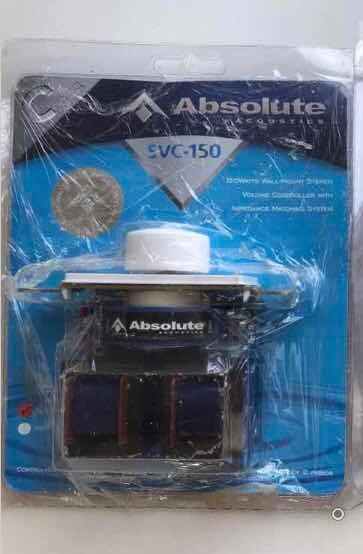 Atenuador De Volume Absolute Svc-150