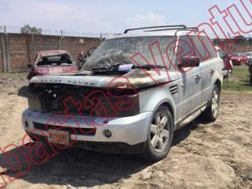 Range Rover Sport Partes, Refacciones Piezas Yonke Desarme